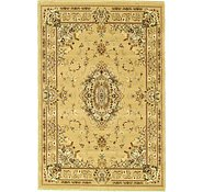 Link to 4' 10 x 7' 3 Tabriz Design Rug
