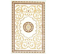 Link to 4' 10 x 7' 5 Carved Aubusson Rug