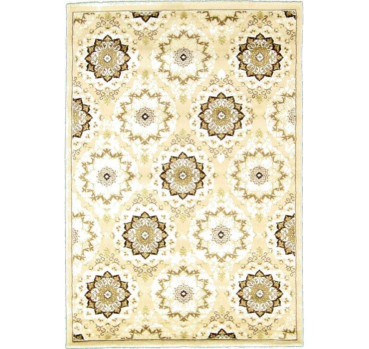 5' x 7' 2 Tabriz Design Rug