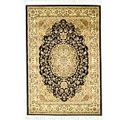 Link to 5' 3 x 7' 10 Tabriz Design Rug