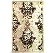 Link to 2' 8 x 4' 2 Meshkabad Design Rug