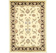 Link to 4' x 5' 6 Mashad Design Rug