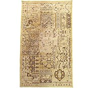 Link to 2' 8 x 4' 4 Tabriz Design Rug