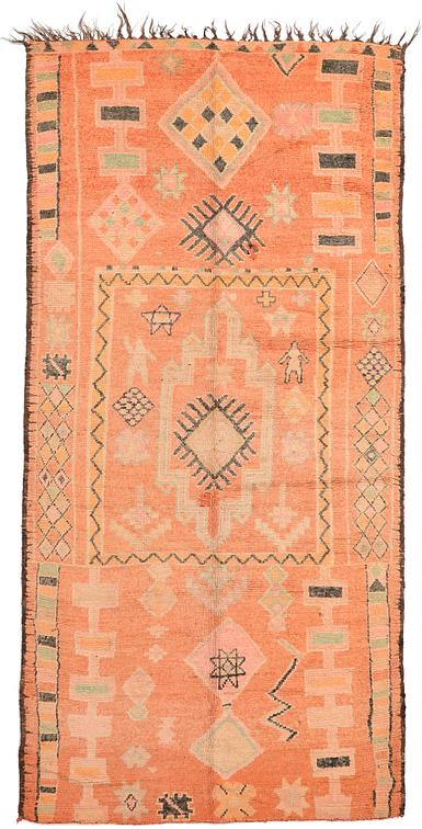 Moroccan Runner Rug Home Decor