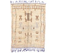 Link to 4' 3 x 5' 2 Moroccan Rug