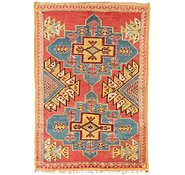Link to 4' 6 x 6' 5 Moroccan Rug