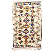 Link to 3' 6 x 6' Moroccan Rug