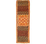 Link to 3' 6 x 10' 10 Moroccan Runner Rug