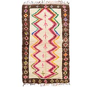 Link to 4' 8 x 7' 8 Moroccan Rug