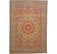 Link to 9' x 12' 8 Mamluk Ziegler Oriental Rug