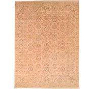 Link to 9' 1 x 12' 3 Over-Dyed Ziegler Oriental Rug