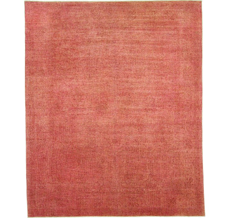 12' x 14' 7 Over-Dyed Ziegler Orien...