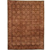 Link to 9' 11 x 13' 1 Over-Dyed Ziegler Oriental Rug