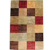 Link to 3' 3 x 4' 10 Checkered Modern Ziegler Oriental Rug