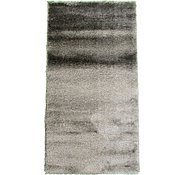 Link to 2' 8 x 4' 10 Solid Shag Rug