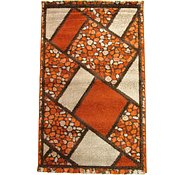 Link to 2' 8 x 4' 3 Reproduction Gabbeh Rug