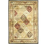 Link to 6' 7 x 9' 8 Tabriz Design Rug