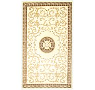 Link to 9' 8 x 16' 6 Carved Aubusson Rug