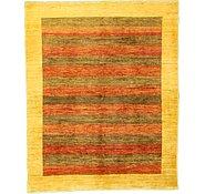 Link to 5' x 6' 2 Striped Modern Ziegler Oriental Rug