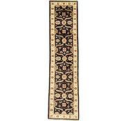 Link to 2' 7 x 9' 9 Peshawar Ziegler Oriental Runner Rug