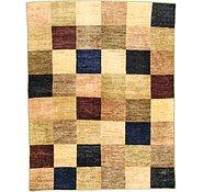 Link to 4' 10 x 6' 1 Checkered Modern Ziegler Oriental Rug