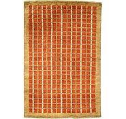 Link to 4' 7 x 6' 9 Checkered Modern Ziegler Oriental Rug