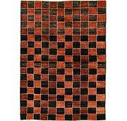 Link to 4' 1 x 5' 7 Checkered Modern Ziegler Oriental Rug