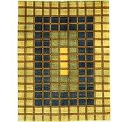 Link to 9' x 11' 8 Checkered Modern Ziegler Oriental Rug