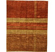 Link to 8' 1 x 9' 11 Striped Modern Ziegler Oriental Rug