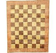 Link to 8' 2 x 9' 10 Checkered Modern Ziegler Oriental Rug