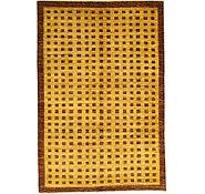 Link to 6' 6 x 9' 7 Checkered Modern Ziegler Oriental Rug
