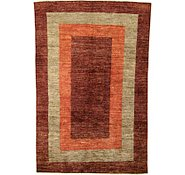 Link to 6' 4 x 9' 3 Abstract Modern Ziegler Oriental Rug