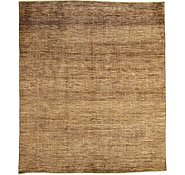 Link to 7' 11 x 9' 3 Abstract Modern Ziegler Oriental Square Rug