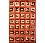 Link to 6' 3 x 9' 8 Checkered Modern Ziegler Oriental Rug