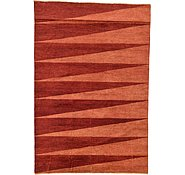 Link to Unique Loom 6' 8 x 9' 11 Modern Ziegler Oriental Rug