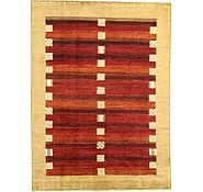 Link to 7' 8 x 10' 3 Striped Modern Ziegler Oriental Rug