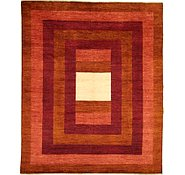 Link to 8' 4 x 10' Abstract Modern Ziegler Oriental Rug