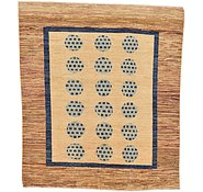 Link to 6' 5 x 7' 3 Modern Ziegler Oriental Square Rug
