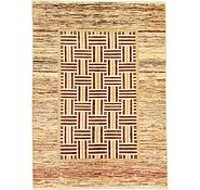 Link to 5' 7 x 7' 8 Checkered Modern Ziegler Oriental Rug