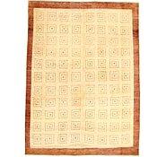 Link to 7' 8 x 10' 4 Checkered Modern Ziegler Oriental Rug