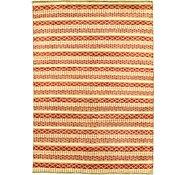 Link to 5' 5 x 7' 9 Striped Modern Ziegler Oriental Rug