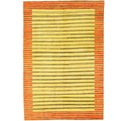 Link to 6' 3 x 9' 1 Striped Modern Ziegler Oriental Rug