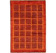 Link to 5' 5 x 7' 11 Checkered Modern Ziegler Oriental Rug