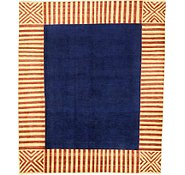 Link to 8' 2 x 9' 8 Two-Tone Modern Ziegler Oriental Rug