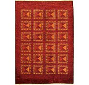 Link to 4' 1 x 5' 10 Checkered Modern Ziegler Oriental Rug
