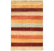 Link to 3' 11 x 6' 1 Striped Modern Ziegler Oriental Rug