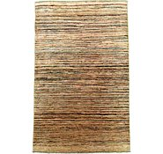 Link to 3' x 4' 10 Striped Modern Ziegler Oriental Rug