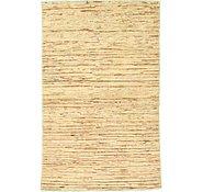 Link to 3' 9 x 5' 10 Abstract Modern Ziegler Oriental Rug