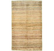 Link to 3' 5 x 5' 8 Striped Modern Ziegler Oriental Rug