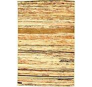 Link to 3' 11 x 5' 10 Abstract Modern Ziegler Oriental Rug